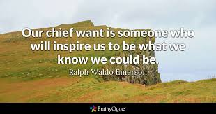 ralph waldo emerson quotes brainyquote