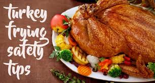 13 turkey frying safety tips with a prep