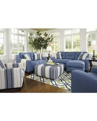 Blue Living Room Set Microfiber Living Room Sets Interesting Blue Set Of