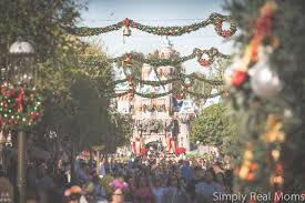 enjoy the magic at disneyland during the holidays simply real moms