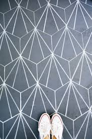 cement tile faux cement tile diy a beautiful mess