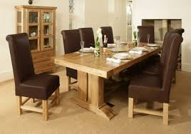 Oak Dining Room Table And Chairs Chairs Freedom To