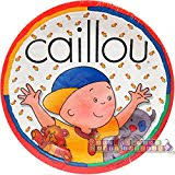 caillou party supplies caillou birthday party supplies set plates napkins cups