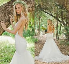 wedding dresses for outdoor weddings resultado de imagem para wedding dress simple backless vestidos