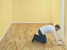 Laminate Flooring With Underpad Attached How To Install Click Lock Laminate Flooring How Tos Diy