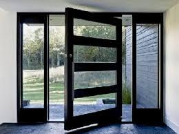 Front Exterior Door Plain Modern Exterior Doors With Decorating Interesting Modern