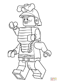 lego ninjago lord garmadon coloring page free printable coloring