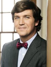 is tucker carlson s hair real tucker carlson vick should have been executed for running
