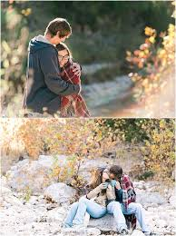 Cozy hill country engagement session by erica sofet photography