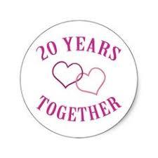 20 yr anniversary happy 20 year wedding anniversary search