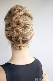 twist and curly hair tutorial the roll twist and pin hairstyle
