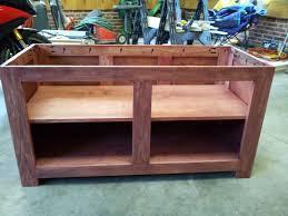 door stands woodworking u0026 sliding door console table tutorial