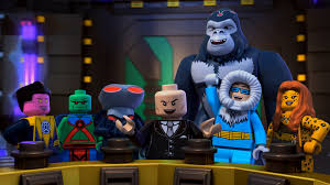 lego dc comics super heroes justice league attack of the legion