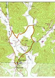 Map A Run Route by Run U0026 Walk Map U2013 Soque River Ramble 2017 6k Run U0026 Walk