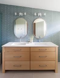 eye catching bathroom wallpaper ideas break down boring