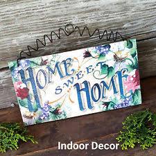 home sweet home sign ebay