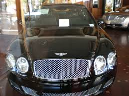 white bentley flying spur file 2009 black bentley continental flying spur speed front jpg