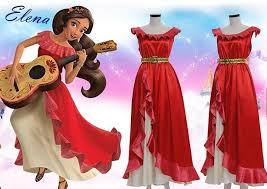 custom made elena of avalor elena princess dress women fancy dress