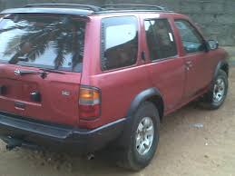 pathfinder nissan 1998 a tokunbo nissan pathfinder for sale 1998 model autos nigeria