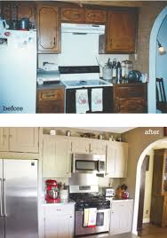 Kitchen Cabinet Makeovers by Kitchen Cabinet Makeover New Kitchen Style