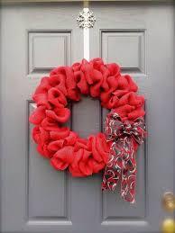 christmas burlap wreaths diy burlap wreath ideas for every and season family
