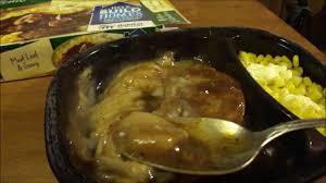 callender s meatloaf gravy frozen dinner