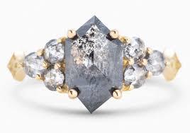 alternative wedding rings 10 unique alternative engagement rings