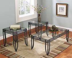 3pc coffee end table set coffee tables thippo