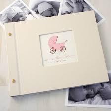 Engraved Photo Album Baby Photo Album Template