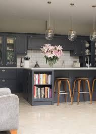 shaker kitchen island best 25 modern shaker kitchen ideas on shaker style