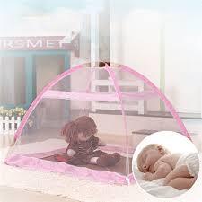 tente de chambre bleu 3 tailles bébé lit moustiquaire tente enfants chambre