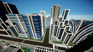 Minecraft New York City Map by Minecraft City Buildings 02 Minecraft Buildings Pinterest