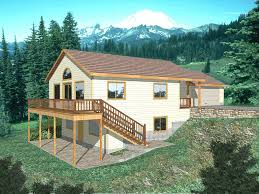 hillside house plans for sloping lots home plans for hillside lots terrace vacation home plan house plans