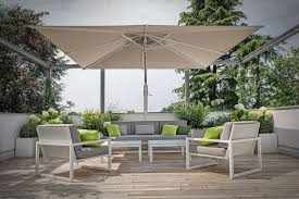 Patio Umbrellas Miami by Poggesi Large Luxury Commercial Umbrellas Made In Italy
