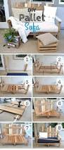 how to make a simple floor plan bench simple pallet bench diy outdoor patio furniture from