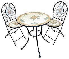outdoor mosaic bistro table mosaic bistro table set outdoor mosaic bistro set garden furniture