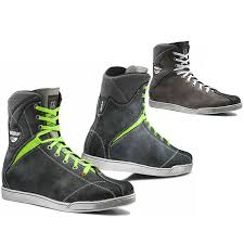 street bike riding shoes tcx motorcycle motorbike boots brix moto