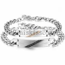handmade chain bracelet images 36 best couples christmas jewelry gifts images jpg