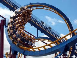 Goldrusher Six Flags Magic Mountain Six Flags Magic Mountain Scream 5 04 Scream6 Jpg Roller