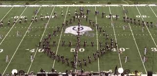 Drum Corps Memes - carolina crown drum corps rotates 3d prism on field rebrn com