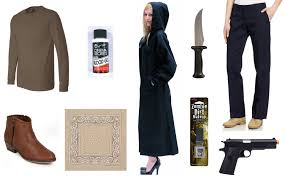 Walking Dead Halloween Costume Ideas Wolf Carol Costume Diy Guides Cosplay U0026 Halloween