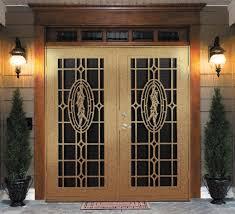 unique home designs security door home design ideas