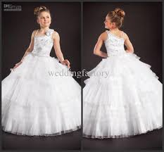 white pageant dresses for girls dress ty