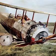 first airplane ever made bbc iwonder were pilots in the most perilous position during ww1