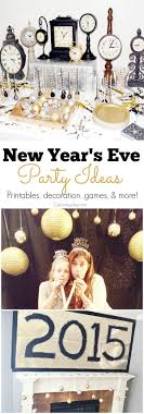 new years ideas decoration holidays and planning