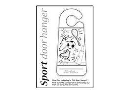 Door Hanger Design Ideas 12 Best Door Hangers Images On Pinterest Baby Girls Crafts For