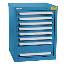 kennedy 8 drawer roller cabinet kennedy manufacturing 7125ub motion industries