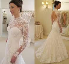 wedding dresses 2017 trends vintage mermaid lace wedding dress