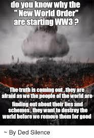 World Memes - 25 best memes about world order world order memes