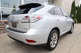 lexus pre certified vehicles pre owned 2012 lexus rx 350 4dr awd sport utility in lynnwood